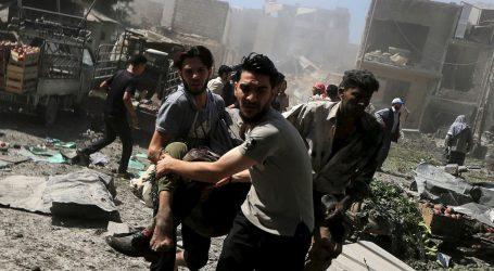Μακρόν- Μέρκελ ζητούν από τον Πούτιν να πιέσει τη Δαμασκό για την εφαρμογή της εκεχειρίας