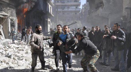 Τουλάχιστον δύο νεκροί από εκρήξεις στη Δαμασκό