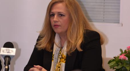 """Τσιτσογιαννοπούλου: Οι ιδιωτικοποιήσεις μπορούν να """"απογειώσουν"""" την οικονομία της Β. Ελλάδας"""