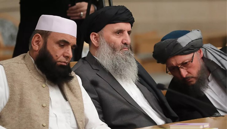 ΗΠΑ Ταλιμπάν
