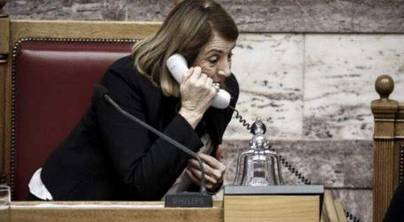 -Όχι Πρόεδρε, δεν εξύβρισα κανέναν. Ένα …γαλλικό μου ξέφυγε μόνο