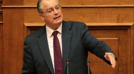 Τασούλας: Φαίνεται πως στα νομικά διαφωνούμε συνεχώς με τον Τσίπρα