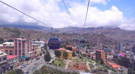 Βολιβία: Το τελεφερίκ λύνει το κυκλοφοριακό πρόβλημα στην πρωτεύουσα Λα Πας