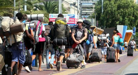 ΤτΕ: Αύξηση στα έσοδα από τον τουρισμό το πρώτο τρίμηνο του 2019