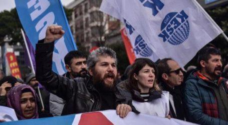 Διαδήλωση στην Κωνσταντινούπολη κατά του υψηλού κόστους ζωής