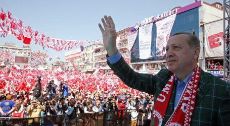 Τουρκία: Στο 52,56% ο Ερντογάν, σύμφωνα με τα πρώτα αποτελέσματα
