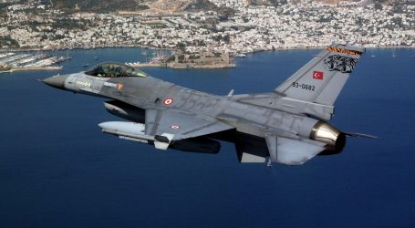 Δεκάδες παραβιάσεις από τουρκικά μαχητικά στο Αιγαίο