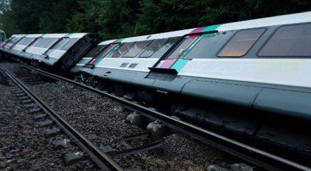 Παρίσι: Ανατροπή βαγονιών τρένου- 7 τραυματίες