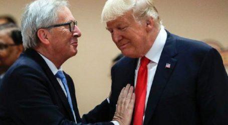 Κομισιόν: Ο Γιούνκερ δεν θα φέρει κάποια προσφορά στον Τραμπ στις συνομιλίες για το εμπόριο