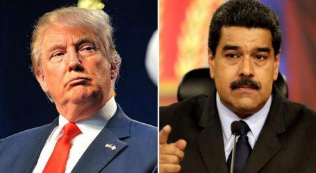 Τραμπ και Μαδούρο μιλούν για επαφές ανάμεσα στις κυβερνήσεις τους
