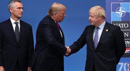 Βρετανία: Γιατί ο Τζόνσον απέφυγε να φωτογραφηθεί δίπλα στον Τραμπ