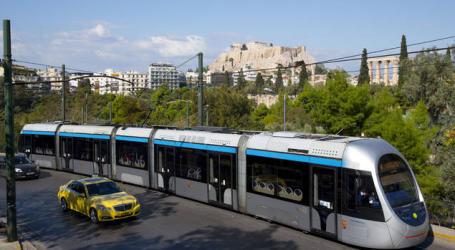 Από αύριο διακόπτεται η κυκλοφορία του τραμ από Κασομούλη μέχρι Σύνταγμα