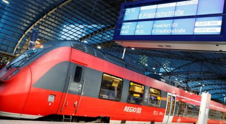 Απεργία των σιδηροδρόμων στη Γερμανία: Το συνδικάτο EVG ζητεί αύξηση 7,5%