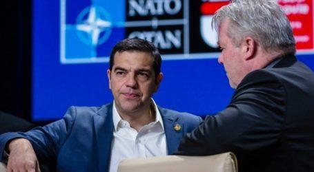 Σύνοδος κορυφής: Πληγή για το ΝΑΤΟ η παράνομη κράτηση των δύο Ελλήνων στρατιωτικών | Σήμερα συνάντηση Τσίπρα-Ερντογάν