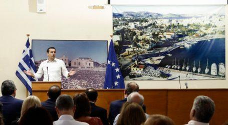 Οι 20 άμεσες παρεμβάσεις που εξήγγειλε ο Τσίπρας για την προστασία και τον έλεγχο του δομημένου περιβάλλοντος
