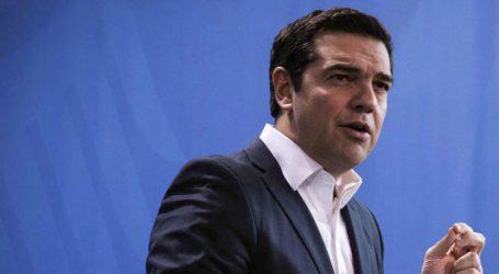Τσίπρας: Αφήνουμε πίσω μας τον σκοτεινό ορίζοντα της ύφεσης, της επιτροπείας (vid)