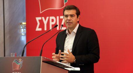 ΚΕ ΣΥΡΙΖΑ | Τσίπρας: Εξακολουθούμε να είμαστε η Αριστερά των αγώνων, των κινημάτων, των ιδεών (vid)