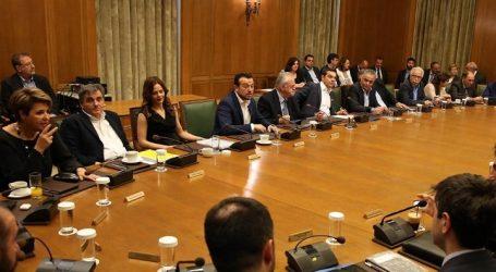Οι αντιδράσεις των κομμάτων για το υπουργικό συμβούλιο