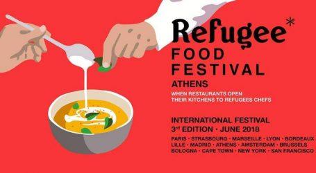 Ξεκινά το Φεστιβάλ Μαγειρικής Προσφύγων στην Αθήνα
