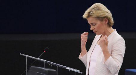 Η φον ντερ Λάιεν επιθυμεί μια «νέα συμφωνία για τη μετανάστευση»