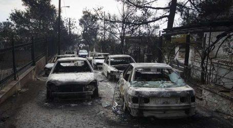 Περιφέρεια Αττικής: Ξεκινά η καταγραφή των κατεστραμμένων οχημάτων
