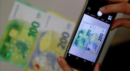 Παρουσιάστηκαν τα νέα χαρτονομίσματα των 100 και 200 ευρώ