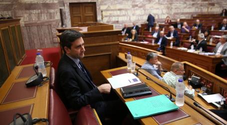 Στην Επιτροπή Οικονομικών της Βουλήςς ο νέος Προϋπολογισμός