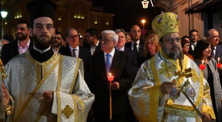 Παυλόπουλος: Η ανάσταση είναι πάντα το λίκνο του ανεσπέρου φωτός, που οδηγεί τα βήματά μας, υπό όρους αγάπης και αρραγούς ενότητας