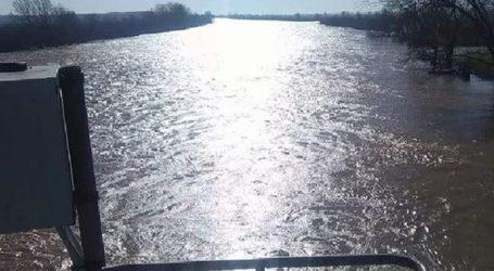 Κίτρινος συναγερμός από τη Βουλγαρία λόγω αυξημένων παροχετεύσεων στους ποταμούς Έβρο και Άρδα
