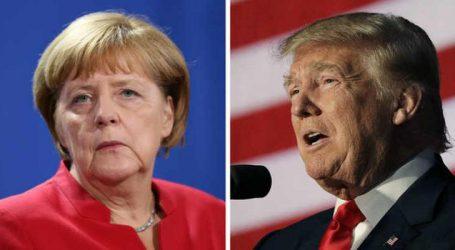 Σήμερα συνάντηση Μέρκελ-Τραμπ στο περιθώριο της G20