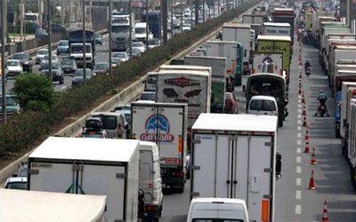 Αυξήθηκε 11,4% στην Ελλάδα ο δείκτης κύκλου εργασιών στις χερσαίες μεταφορές