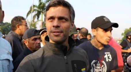 Βενεζουέλα: Τη σύλληψη του Λεοπόλδο Λόπες για παραβίαση δικαστικής εντολής ζητά το Ανώτατο Δικαστήριο