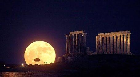 Αυγουστιάτικο φεγγάρι: Εκδηλώσεις σε μουσεία και αρχαιολογικούς χώρους για την πανσέληνο