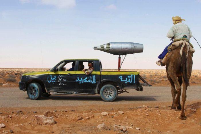 Διχόνοια για τη Λιβύη