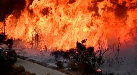 Καλιφόρνια: Και πάλι στο έλεος μεγάλης πυρκαγιάς – Απειλείται η Σάντα Μπάρμπαρα