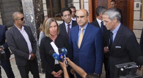 Άρον-άρον η Μογκερίνι στη Λιβύη για το προσφυγικό…