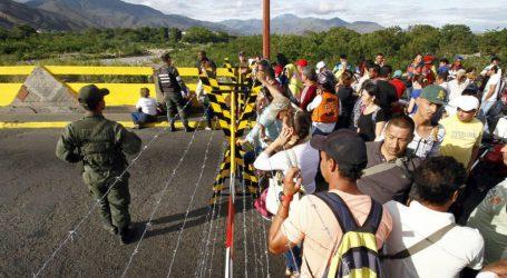 Πάνω από 1 εκατ. πολίτες της Βενεζουέλας εισήλθαν στην Κολομβία