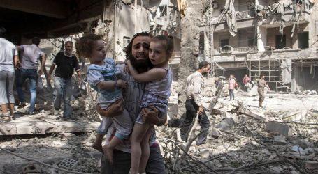 Συρία: 23 άμαχοι νεκροί από αεροπορικούς βομβαρδισμούς