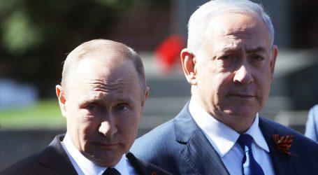 Αυστηροί τόνοι Πούτιν σε Νετανιάχου: Παραβιάζετε την κυριαρχία της Συρίας