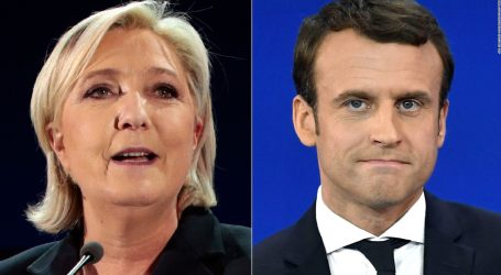 Γαλλία-δημοσκόπηση εν όψει ευρωεκλογών: Μπροστά η Λεπέν, ακολουθεί ο Μακρόν, μακριά ο Βοσκιέ και ο Μελανσόν