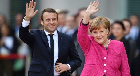 """Μακρόν και Μέρκελ συναντώνται σήμερα για να εδραιώσουν τον """"προοδευτικό άξονα"""" της ΕΕ"""