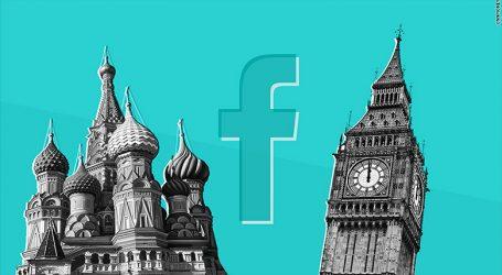 Facebook: Ανυπαρξία στοιχείων περί ρωσικής εμπλοκής στο δημοψήφισμα για το Brexit