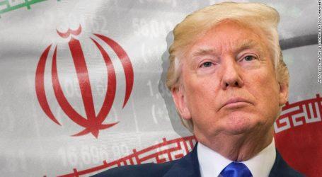 Πιθανολογεί στρατιωτική δράση εναντίον του Ιράν ο Τραμπ