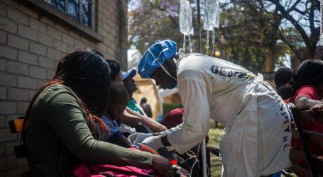 Ζιμπάμπουε: Απαγόρευση συγκεντρώσεων λόγω χολέρας