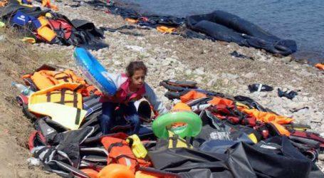 21 πρόσφυγες σε απόκρημνη ακτή των Χανίων