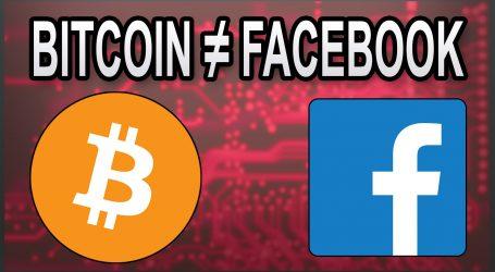 Στοπ από το facebook στις διαφημίσεις κρυπτονομισμάτων