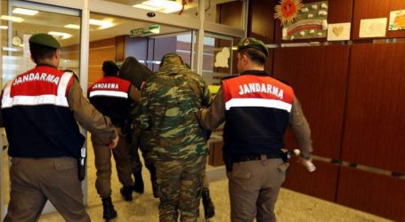 Απορρίφθηκε το τρίτο αίτημα αποφυλάκισης των 2 Ελλήνων στρατιωτικών