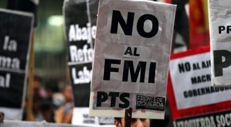 Αργεντινή: Ξέσπασμα κατά του προέδρου Μάκρι και του ΔΝΤ
