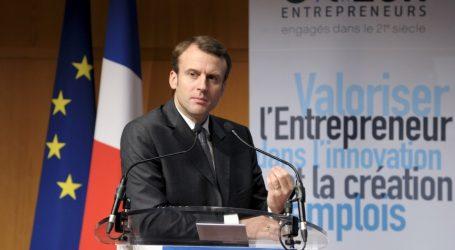 Μακρόν: Απόλυτη συμφωνία Γαλλίας και ΗΠΑ για Συρία