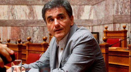 Τσακαλώτος: Συκοφαντία το ότι στελέχη του ΣΥΡΙΖΑ φώναζαν συνθήματα κατά της Βουλής